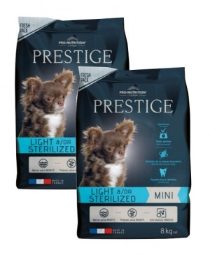 PNF PRO-NUTRITION Flatazor PRESTIGE Mini Light/Sterilized Hundefutter