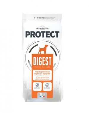 PNF PRO-NUTRITION Flatazor PROTECT Digest Hundefutter
