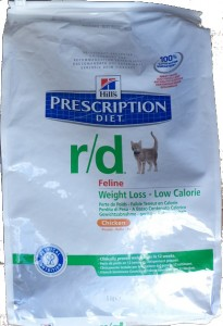 Hills PD Feline r/d Weight Loss - Low Calorie