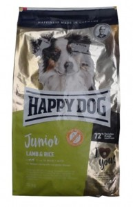 Happy Dog  Supreme Young Junior Lamm & Reis Lamb & Rice Hundefutter