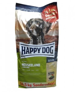 14,5kg Happy Dog NEUSEELAND Hundefutter SONDEREDITION