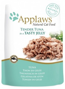 Applaws Thunfischfilets in Jelly Katzenfutter Nassfutter