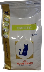 Royal Canin Diabetic DS46 Veterinary Diet