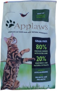 Applaws Cat Adult Chicken & Lamb