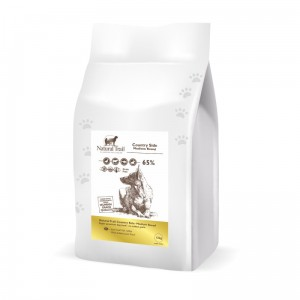 NATURAL TRAIL COUNTRY SIDE MEDIUM BREED getreidefrei Hundefutter mittelgroße Rassen