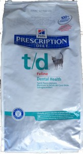 Hills PD Feline t/d Dental Health