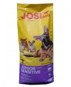 Josera JosiDog Junior Sensitive Hundefutter