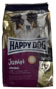 Happy Dog Supreme Young Junior Original Hundefutter