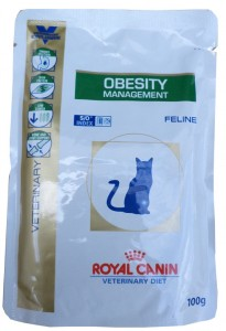 Royal Canin Obesity Management Frischebeutel Veterinary Diet