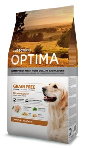 Cotecnica Optima Grain Free Complet Chicken