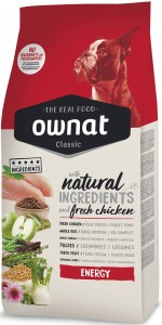Ownat Classic Dog Energy (ehemals Optima) Hundefutter