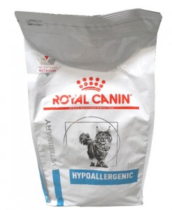 Royal Canin Hypoallergenic Veterinary Diet Katzenfutter