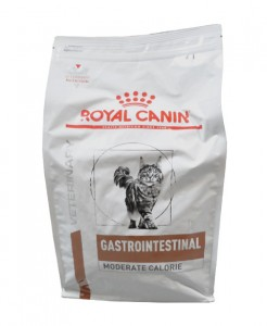 Royal Canin Gastro Intestinal Moderate Calorie Veterinary Diet
