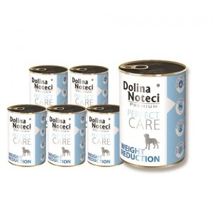 Dolina Noteci PERFECT CARE WEIGHT REDUCTION Nassfutter Dose Hundefutter