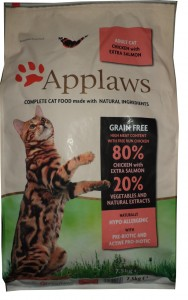 Applaws Cat Adult Chicken & Salmon