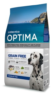 Cotecnica Optima Grain Free Complet Fish