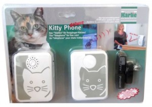 Karlie Kitty Phone deluxe das Katzenmeldesystem