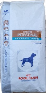 Royal Canin Gastro Intestinal Moderate Calorie GIM23 Veterinary Diet