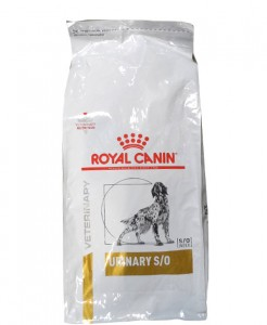 Royal Canin Urinary S/O  Hndefutter  Veterinary Diet