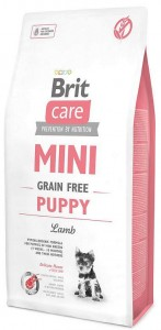 Brit Care Mini Grain-free Puppy Lamb