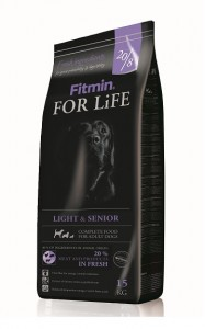 Fitmin For Life Light & Senior Hundefutter