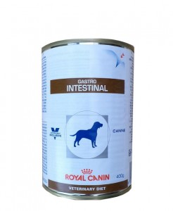 12x400g Royal Canin Gastro Intestinal Veterinary Diet Nassfutter Dose