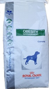 Royal Canin Obesity Management DP34 Veterinary Diet