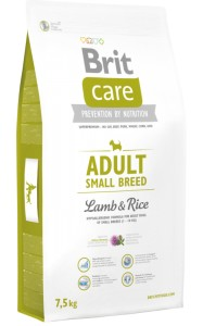 Brit Care Adult Small Breed Lamb&Rice